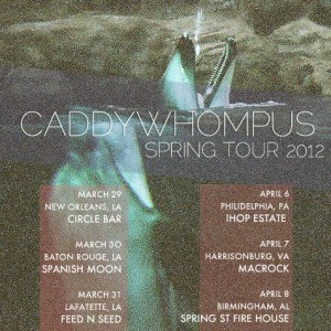 caddyspringtour2012