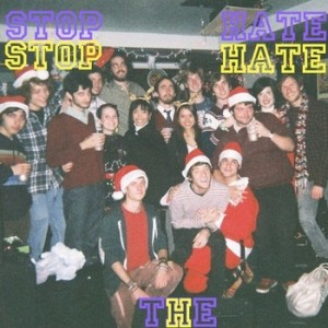Stop The Hate Cover Art
