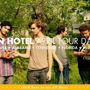 Sun Hotel April Tour
